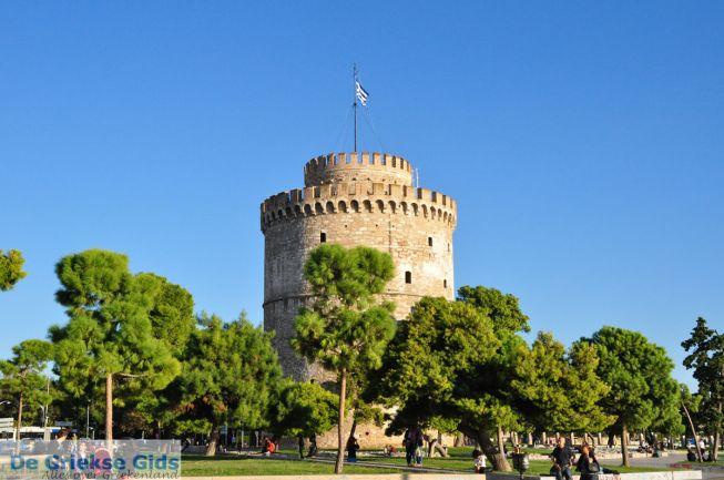 Witte Toren Thessaloniki - Lefkos Pyrgos